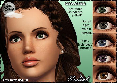 Глаза, линзы, брови для Sims 3 28878e2917b19be0eab06362ad9d3bb0