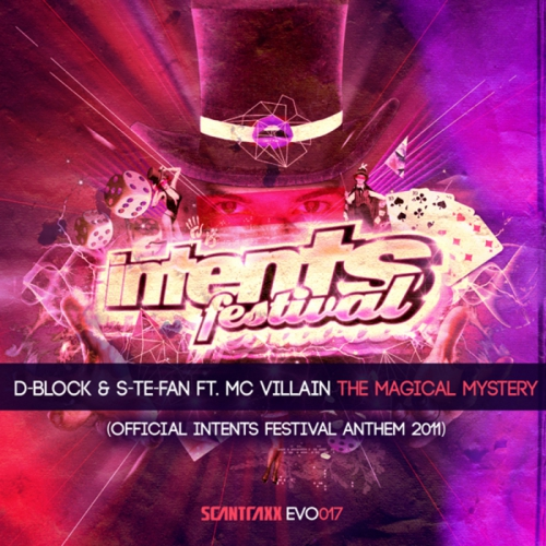 (Hardstyle) D-Block & S-Te-Fan feat. MC Villain - The Magical Mystery - 2011, FLAC (tracks), lossless