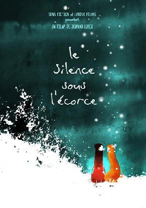 Молчание под корой / Le silence sous lécorce (Джоанна Лурье / Joanna Lurie) [2010 г., короткометражный анимационныйфильм, WEB-DLRip]