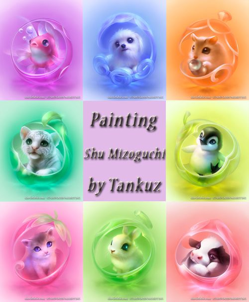 Painting shu mizoguchi