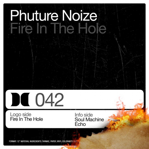 (Hardstyle) Phuture Noize - Fire In The Hole - 2012, MP3, 320 kbps, WEB [HC042]