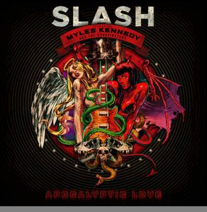 Slash - Apocalyptic Love (Deluxe Edition) - 2012, FLAC (tracks), lossless
