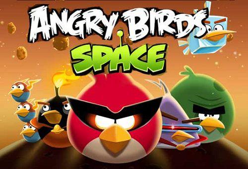 Angry Birds Space|Версия: 1.1.1