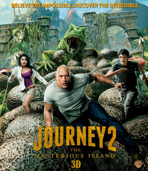 Изображение для Путешествие 2: Таинственный остров 3Д / Journey 2: The Mysterious Island 3D (2012) [BDrip, 1080p, Anaglyph RAV / Анаглиф RAV] (кликните для просмотра полного изображения)