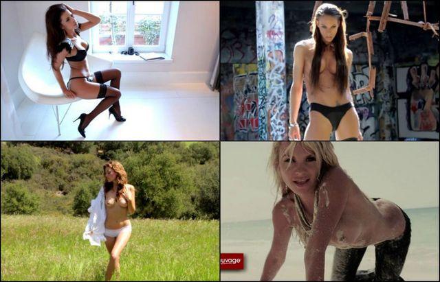 Эротическая видеоподборка Seductive Videos