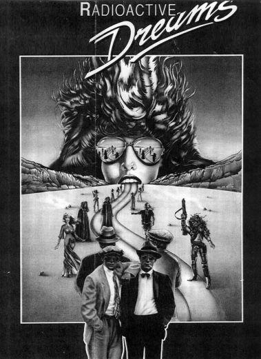 Радиоактивные грезы  radioactive dreams  1985