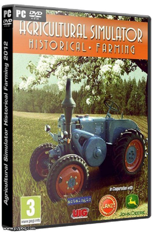 Agricultural Simulator Historical Farming 2012 (2012) PC ENG L. Торрент Agr