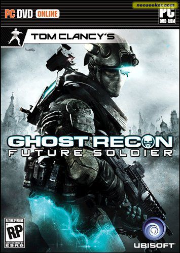 Jogo Tom Clancys Ghost Recon Future Soldier