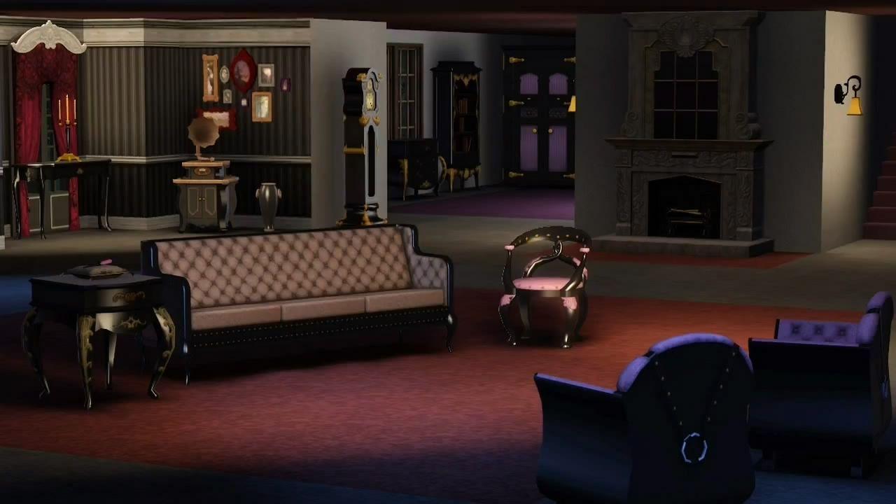 Как построить классный дом в Sims 3 52