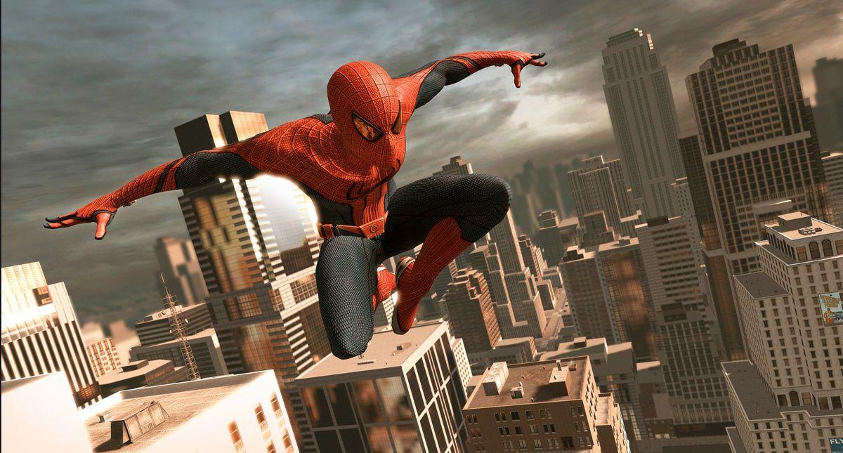 The Amazing Spider-Man (2012) [RUSSOUND/FULL/Region Free] (LT+3.0) XBOX360