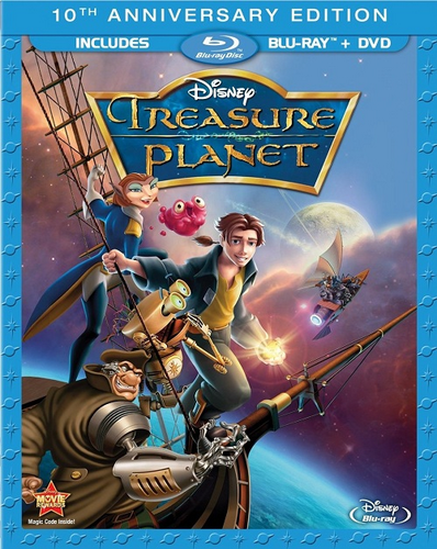 Планета сокровищ / Treasure Planet [2002] BDRip