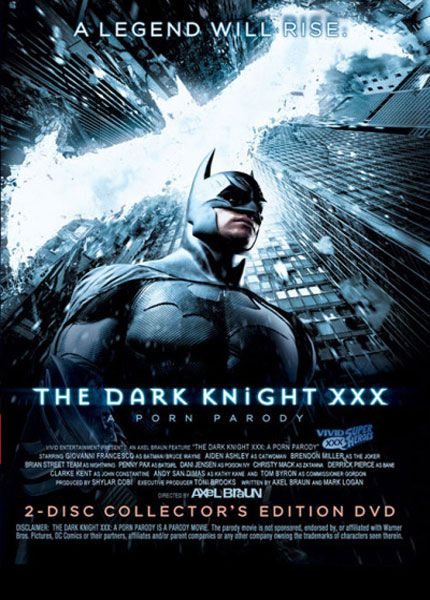 Темный Рыцарь, XXX Пародия / The Dark Knight XXX: A Porn Parody (2012) DVDRip