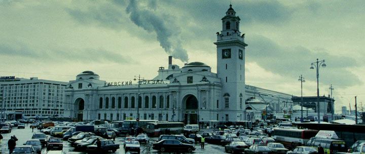 Превосходство Борна / The Bourne Supremacy (2004) BDRip