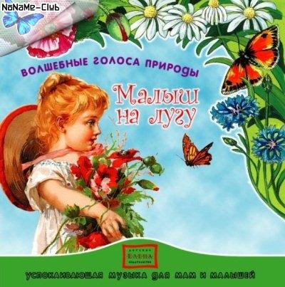 VA - Волшебные голоса природы: Малыш на лугу (2008) [MP3|224 kbps] <Классика детям, релакс>