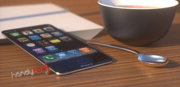Cтёб над новым iPhone 5