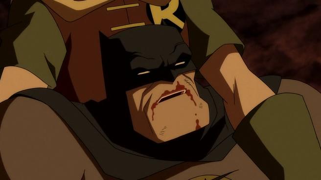 Бэтмен: Возвращение Темного рыцаря. Часть 1 | HDRip