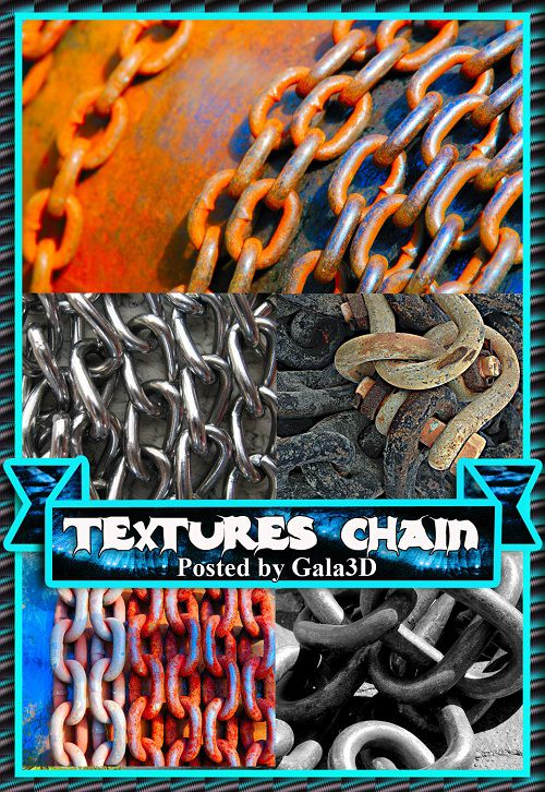 Textures Chain - High Resolution