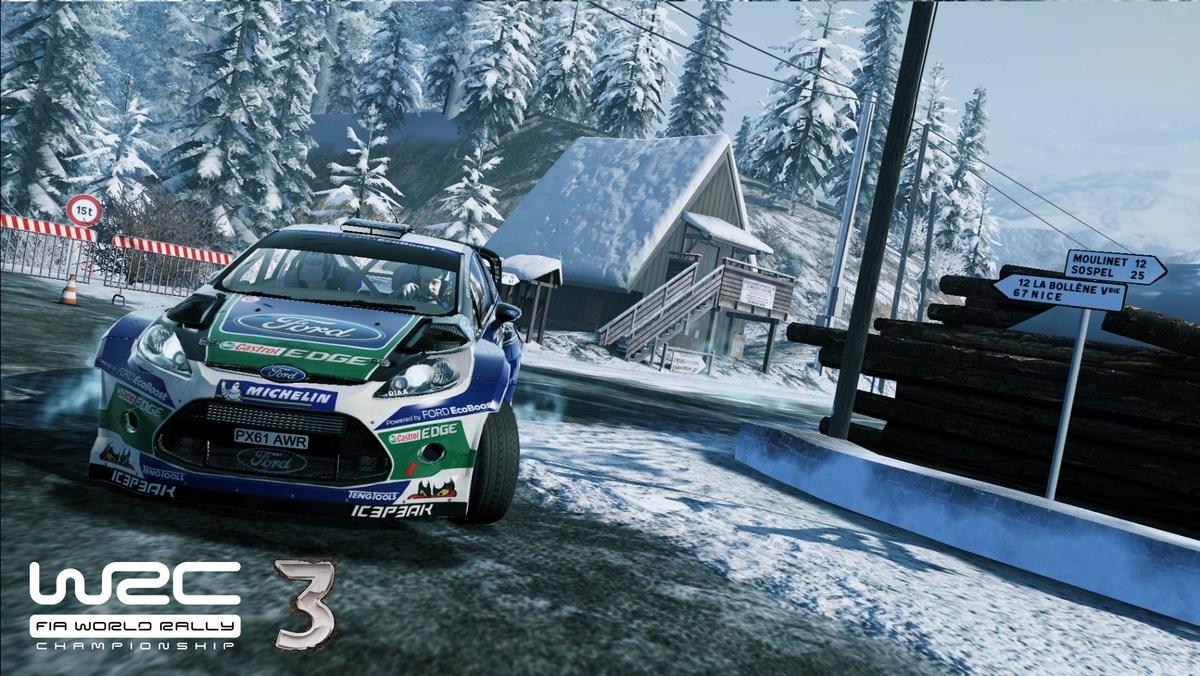 WRC: FIA World Rally Championship 3 (2012) [RePack] от =Чувак=