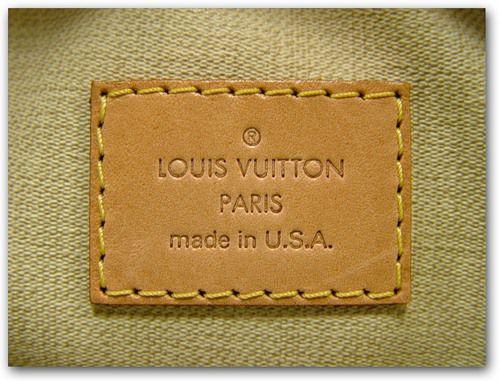 ec2d003e87f1 Как отличить настоящую сумку Louis Vuitton от Фэйка. | Блогер AnnaAngel на  сайте SPLETNIK.RU 15 октября 2012 | СПЛЕТНИК