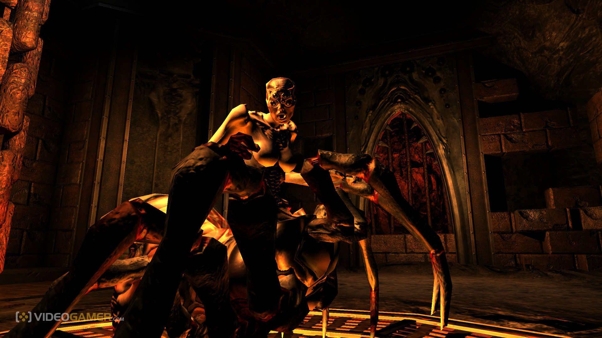 Doom 3 Торрент Iso