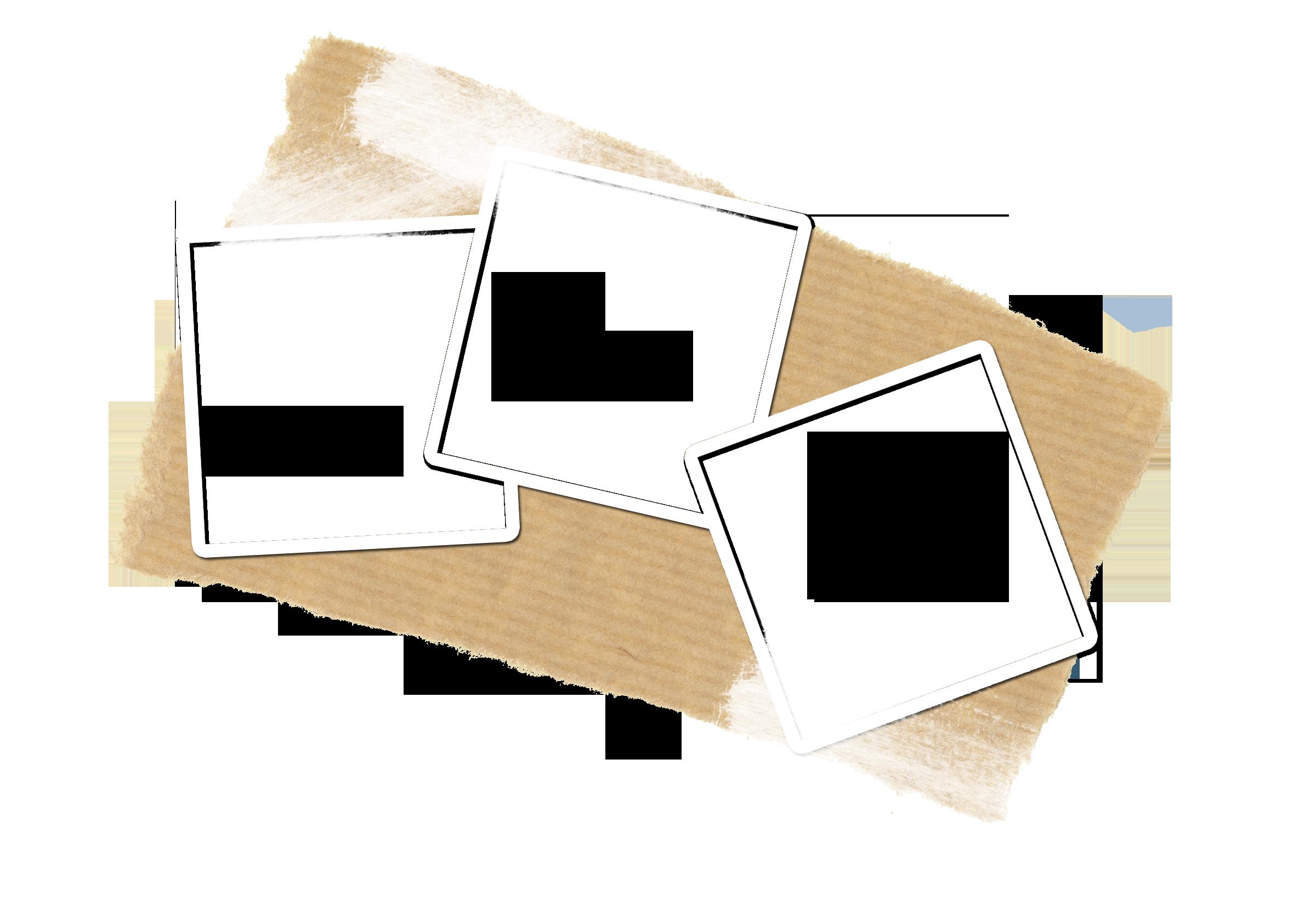 Рамки бумажные для