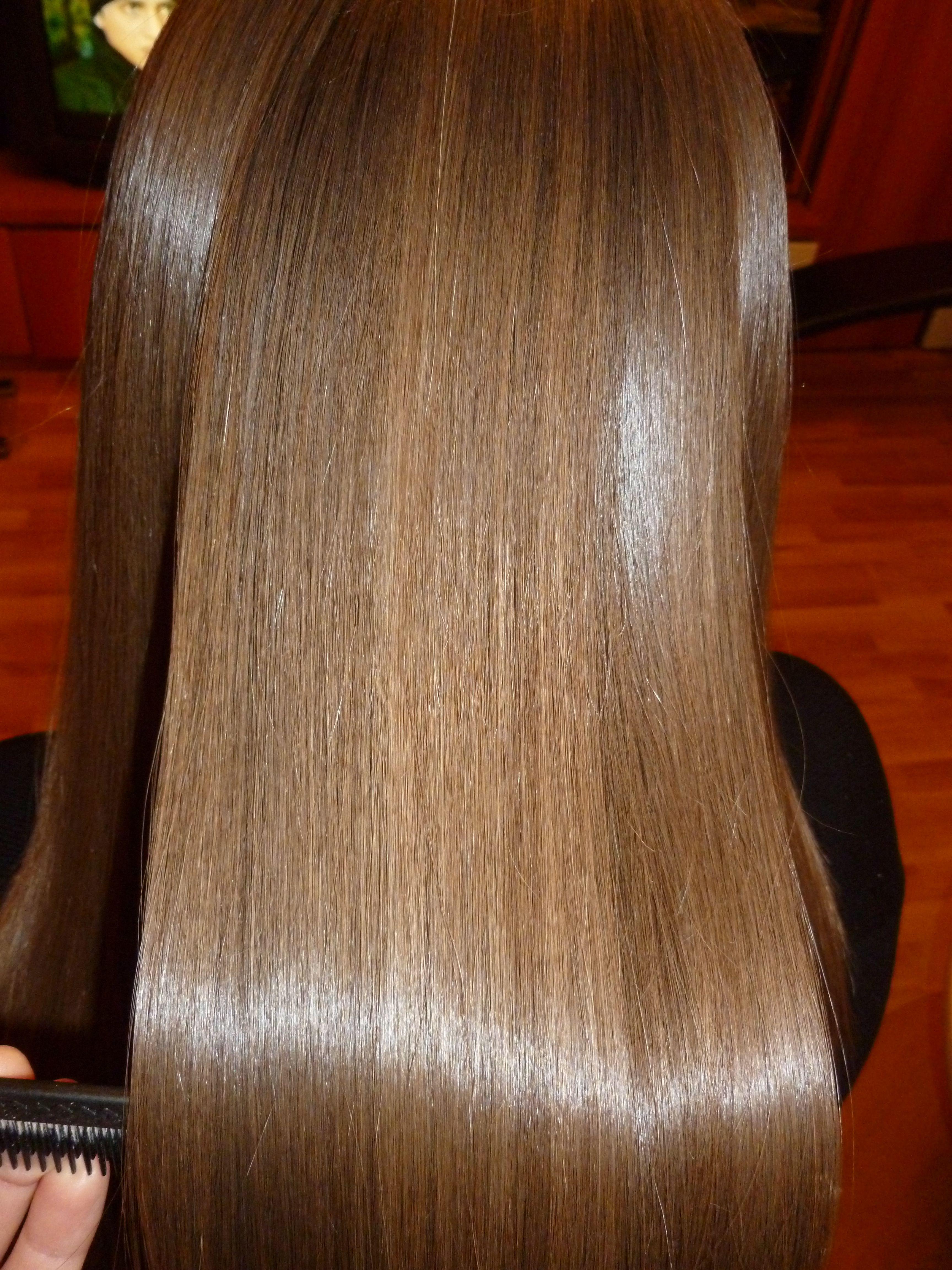 Бальзам для волос в домашних 53
