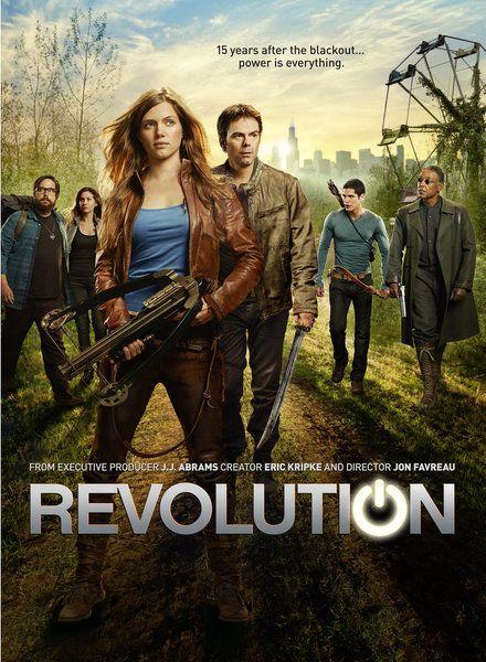 Революция / Revolution [1 сезон] (2012-2013) WEB-DLRip | NewStudio & NovaFilm