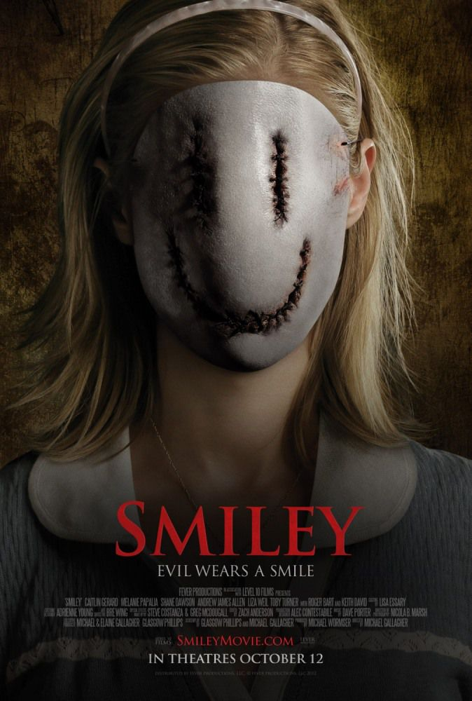 Смайли / Smiley [2012] HDRip