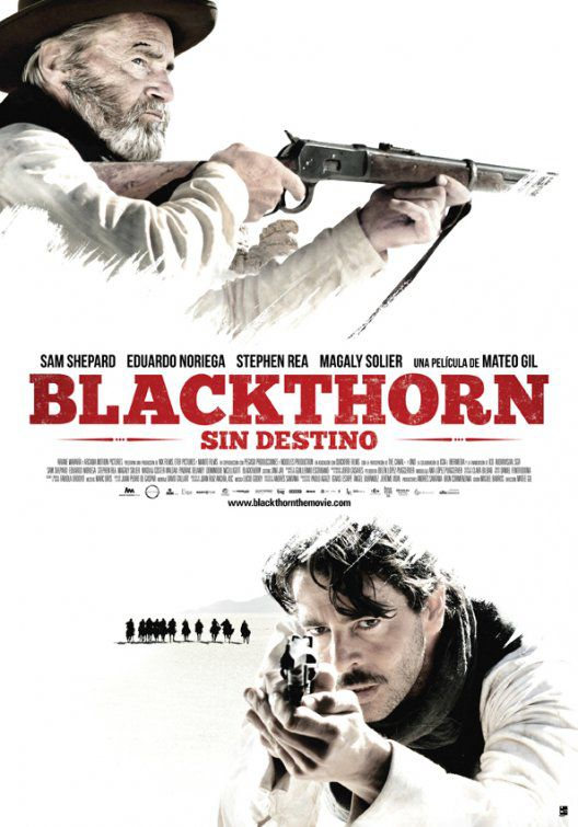 Блэкторн / Blackthorn [2011] HDRip