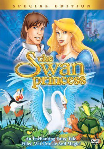 Принцесса-лебедь / The Swan Princess [1994] DVDRip