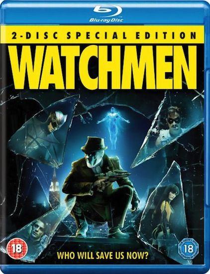 [iPad] Хранители / Watchmen (Зак Снайдер / Zack Snyder) [2009, фантастика, боевик, триллер, BDRip, 1024x432] Dub, Original + sub(rus, eng)