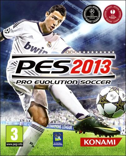 Pro Evolution Soccer 2013 (Konami) (RUS|ENG) [Repack] от R.G. ILITA