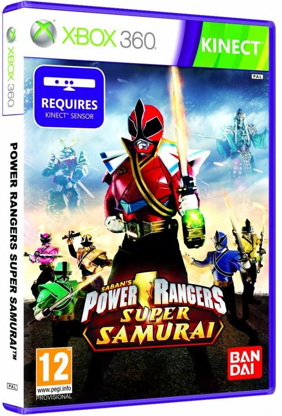 Power Rangers Super Samurai [RROD]