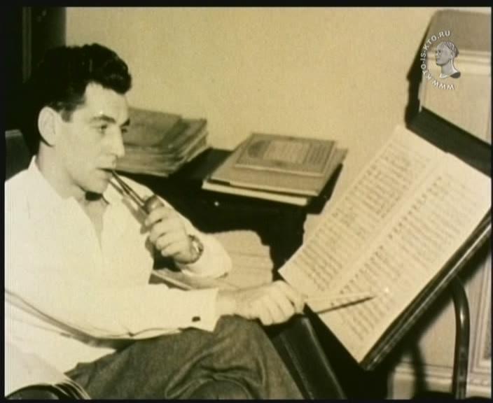 1978 Leonard Bernstein - Reflections [DVB] 2