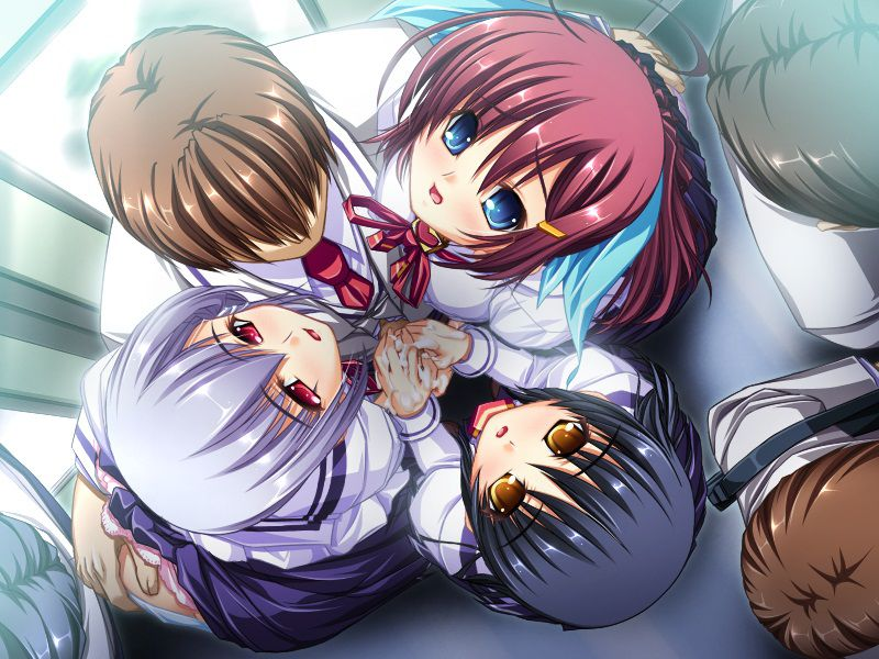 We Love Master! / Goshujin-sama Daisuki! / Мы обожаем господина! [2008] [PC] [VN] [Uncen] [JAP;ENG] H-Game