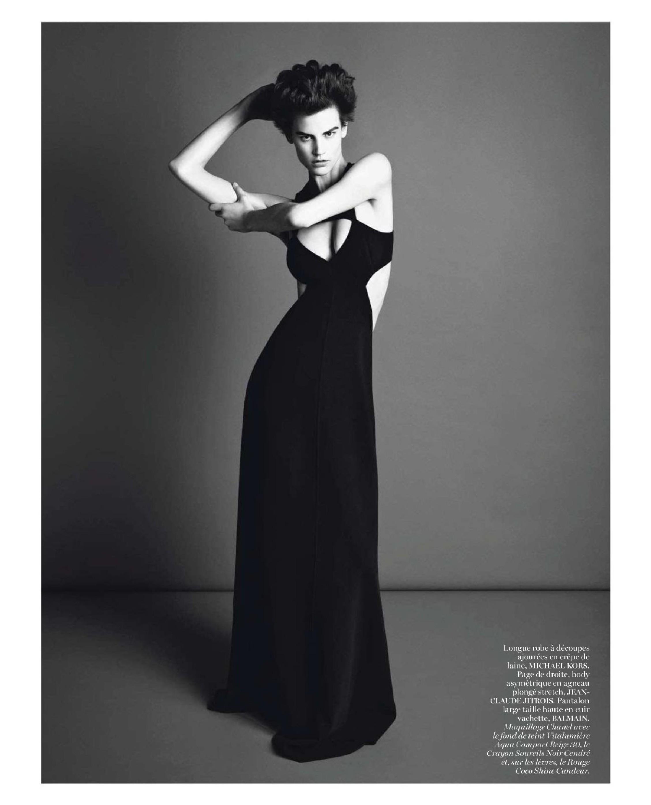 Saskia De Brauw Fashion Spot
