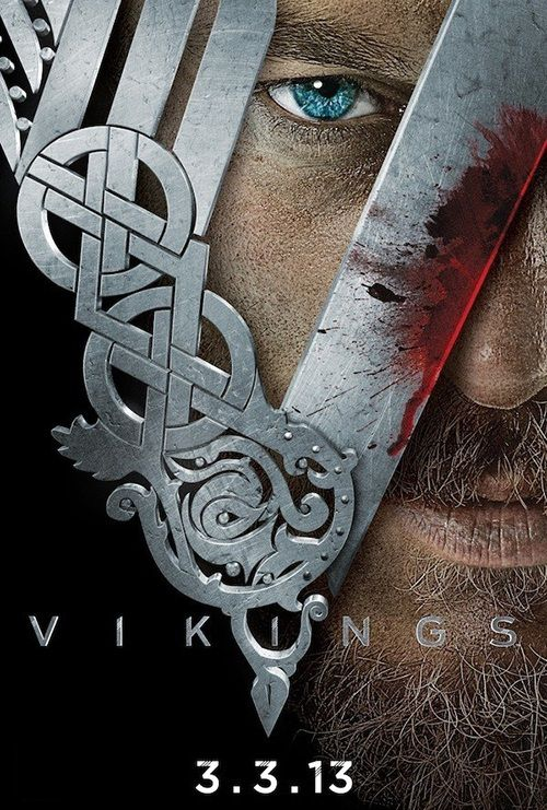 Vikings S01E01 (Legendado) HDTV RMVB