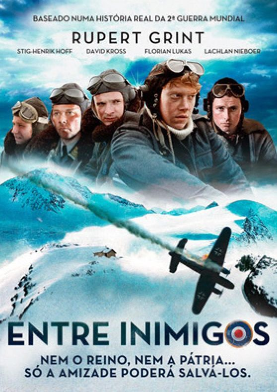 Entre Inimigos (Dual Audio) BDRip XviD