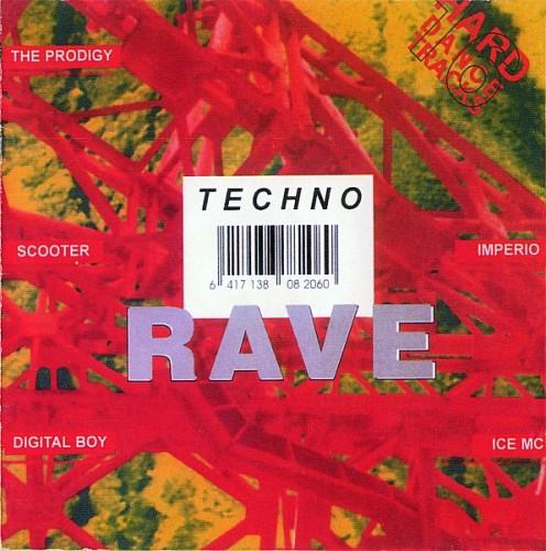 (Techno, Electronic) VA - Techno Rave - 1995, FLAC (tracks+.cue), lossless