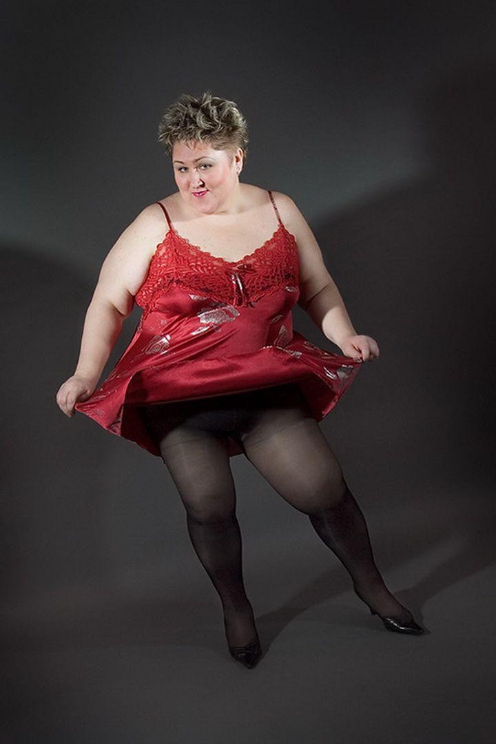 если зрелая толстушка фото как правило, стройные