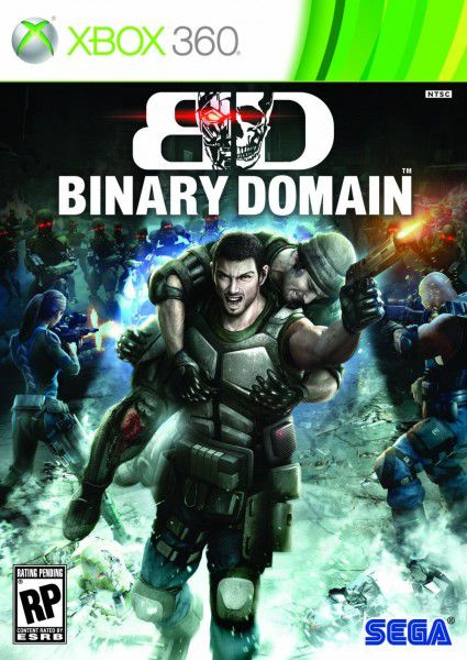 Binary Domain (2012) [Region Free / RUS] [пиратка] (XGD3 / LT+ 3.0)