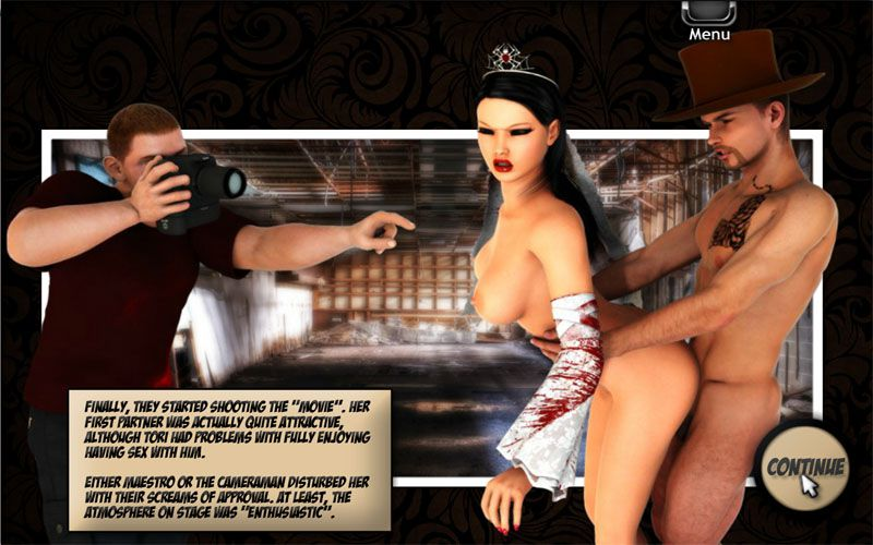 Lesson of Passion [2012] [Uncen] [Flash] [ENG] SexGame
