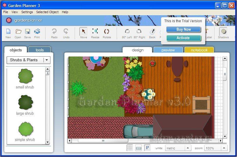 garden planner 3 0 download goaloriginally. Black Bedroom Furniture Sets. Home Design Ideas