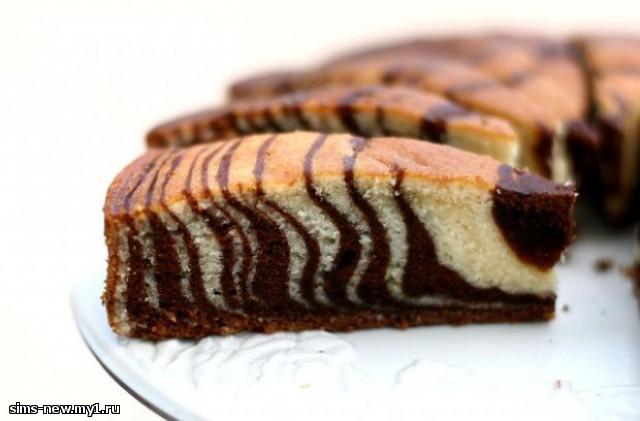 Торт каракум рецепт с фото с какао