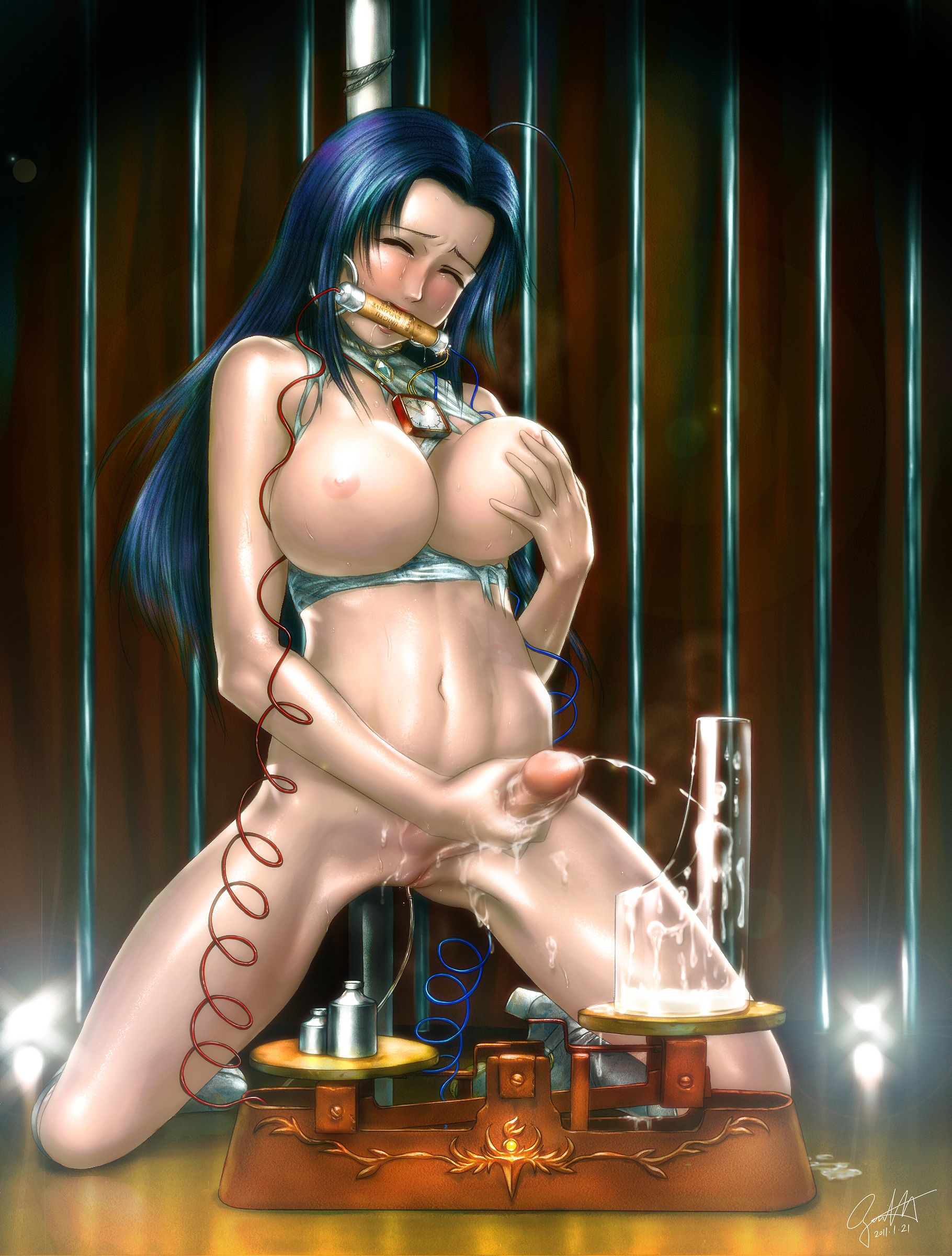 S. Zenith Lee - Artwork collection / Сборник работ [Ptcen] [JPG,PNG] Hentai ART