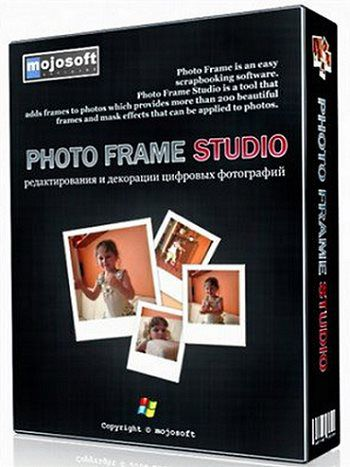 Mojosoft Photo Frame Studio 2.89? Portable by Gredsaz [Multi/Русский]