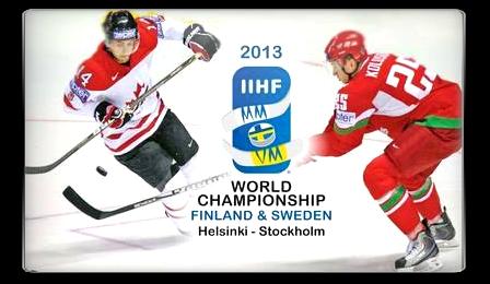Чемпионат мира '13, группа H: Словакия – Россия [12.05.2013, Хоккей, HDTVRip/Первый HD]