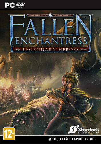 Download Game Fallen Enchantress: Legendary Heroes [Resumable Links | 3.7 GB]