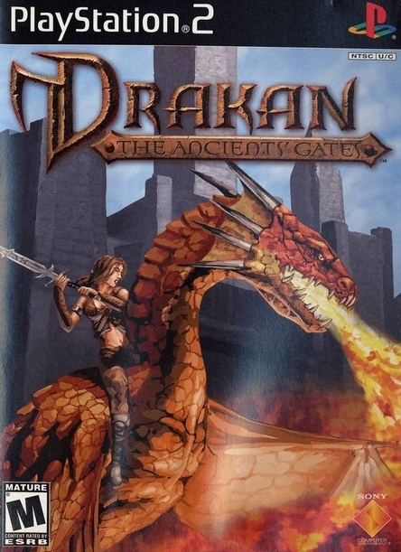 Drakan: The Ancients' Gates [PS2] [PAL] [Multi5] (2002)
