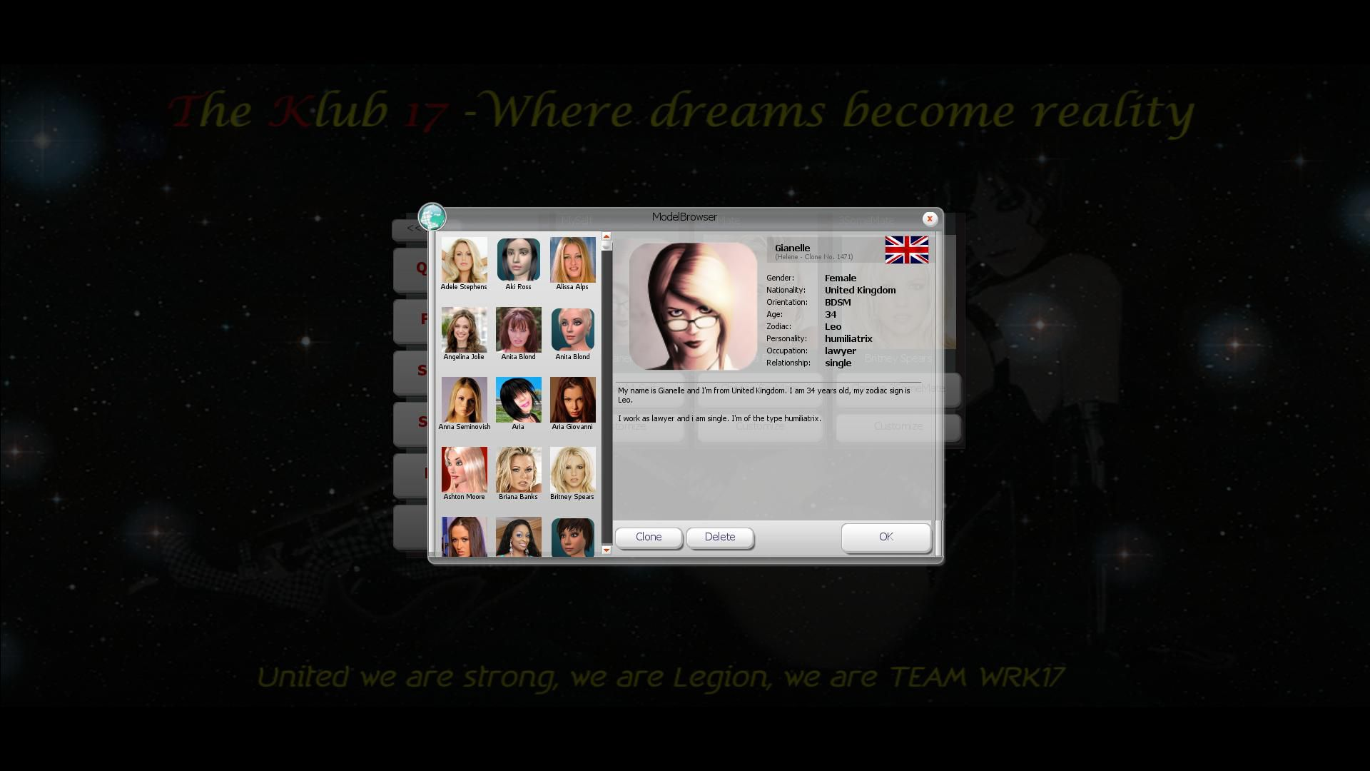 3D SexVilla 2 + Mod The Klub 17 version 7.4.9 + Official Mega packs for TK17 V7.X [2012] [Uncen] [3D, Simulator, ADV] [ENG] SexGame